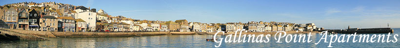 Gallinas Point Apartments, St Ives, Cornwall
